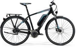E-SPRESSO 800 EQ MATT BLACK/GREY/BLUE 61CM