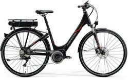 E-SPRESSO CITY 900 EQ MATT BLACK/RED 48CM