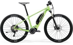 E-BIG NINE XT-EDITION GLOSSY GREEN/GREEN/BLACK L 4