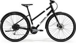 CROSSWAY URBAN 100 BLACK/WHITE M 50CM LADIES
