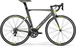 Merida REACTO 400 MATT GREY/SILVER/GREEN S-M 52CM
