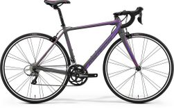 SCULTURA 100 JULIET MATT GREY/PINK/PURPLE S 50CM