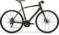 SPEEDER 400 SILK COPPER/BROWN M-L 54CM