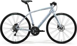 SPEEDER 400 JULIET MATT LIGHT BLUE/PETROL/GREEN S