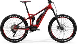 E-ONE SIXTY 900 RED/BLACK S 41CM
