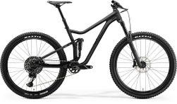 ONE FORTY 800 MATT BLACK/SHINY BLACK S 15.5