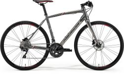 SPEEDER 900 ANTHRACITE/RED/GREY XS 47CM