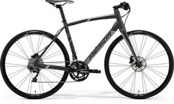 SPEEDER 500 MATT DARK GREY/GREY/WHITE XL 59CM