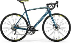 Merida SCULTURA DISC 5000 MATT PETROL/TEAL/YELLOW M-L 54
