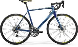 Merida SCULTURA DISC 500 PETROL/TEAL/YELLOW M-L 54CM