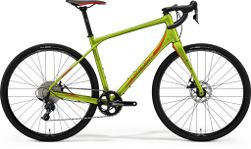 Merida SILEX 300 MATT OLIVE/RED L 53CM