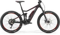 E-ONE TWENTY 800 MATT BLACK/RED S 40CM
