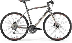 SPEEDER 900 ANTHRACITE/RED/GREY S 50CM