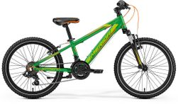 MATTS J20 GREEN/ORANGE/LITE GREEN 10""