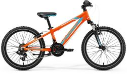 MERIDA MATTS J20 MATT ORANGE/BLUE WHITE 10""