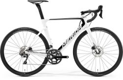 REACTO DISC 5000 WHITE/PEARL/GREY M-L 54CM