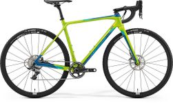 MISSION CX 8000 GREEN/BLUE XL 59CM