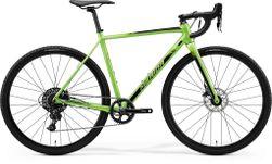 MISSION CX 600 LIGHT GREEN/BLACK XS 47CM