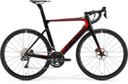 REACTO DISC 7000-E GLOSSY CARBON UD/RED S-M 52CM