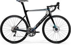 REACTO DISC 4000 METALLIC BLACK/SILVER/BLUE XS 47C