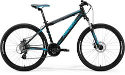 MATTS 6.15 MD MATT BLACK/BLUE XS 13,5""