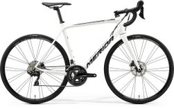 SCULTURA DISC 400 WHITE/BLACK M-L 54CM