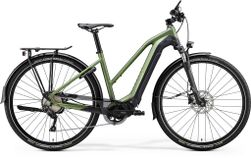 E-SPRESSO TOUR 400EQ MATT GREEN/BLACK M 51CM