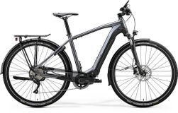 E-SPRESSO 600 EQ MATT ANTHRACITE/BLACK M 51CM