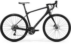 SILEX 700 MATT BLACK/GLOSSY ANTHRACITE XL 56CM