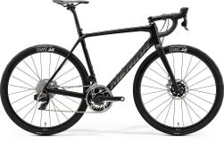 SCULTURA DISC 9000-E MATT BLACK/GLOSSY BLACK XL 59