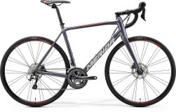 SCULTURA DISC 300 SILK ANTHRACITE/RACE RED S 50CM