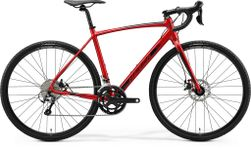 MISSION CX 300 SE SILK X-MAS RED/BLACK XL 59CM