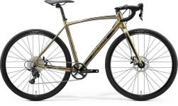 MISSION CX 100 SE GLOSSY PEARL SAND/BLACK S-M 52CM