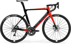 REACTO DISC 7000-E GLOSSY RED/BLACK S 50CM