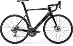 REACTO DISC 6000 GLOSSY BLACK/ANTHRACITE L 56CM