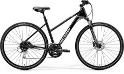 CROSSWAY 100 METALLIC BLACK/GREY M 51CM LADIES