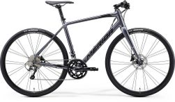 SPEEDER 300 ANTHRACITE/BLACK S-M 52CM