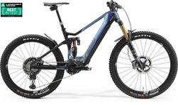 E-ONE SIXTY 10K GLOSSY SPARKLING BLUE/MATT BLUE L