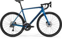 SCULTURA 8000-E BLACK/BLUE M-L 54CM