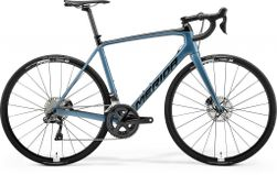 SCULTURA 7000-E METALLIC BLACK/STEEL BLUE M-L 54CM
