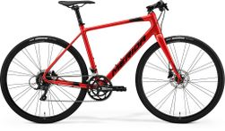 SPEEDER 200 GOLDEN RED/BLACK S-M 52CM