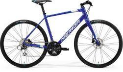 SPEEDER 100 DARK BLUE/BLUE/WHITE XS 47CM