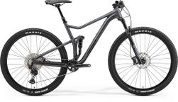ONE TWENTY RC XT-EDITION SILK ANTHRACITE/BLACK XL