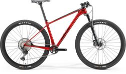 BIG NINE XT BLACK/X-MAS RED XXL 23""
