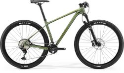 BIG NINE 700 MATT FOG GREEN/GLOSSY MOSS GREEN XXL
