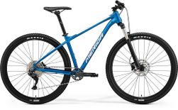 BIG NINE 200 MATT BLUE/WHITE XXL 22""