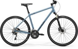 CROSSWAY XT-EDITION MATT STEEL BLUE/DARK BLUE L 55
