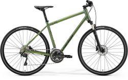 CROSSWAY 300 MATT FOG GREEN/DARK GREEN XL 59CM