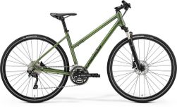 CROSSWAY 300 LADIES MATT FOG GREEN/DARK GREEN L 55