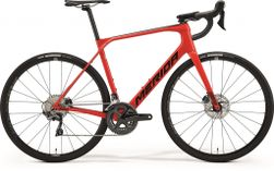 SCULTURA ENDURANCE 6000 GLOSSY RACE RED/BLACK S 49
